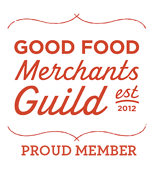 Good Food Merchant Guild Logo
